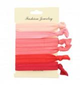 G-A6.3 Ibiza elastic bracelet - hair ribbon 6pcs