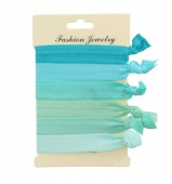 G-A1.3 Ibiza elastic bracelet - hair ribbon 6pcs