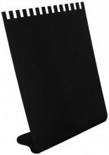 L-D3.1 Acryllic Display for Necklaces 28x22cm Black