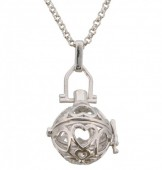 C-B15.2   Angel Catcher 16mm Silver N024-005