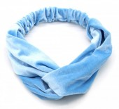 S-C1.2 Headband Velvet Blue