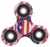 X-D8.2   Fidget Spinner American Flag