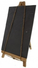 Z-C1.6 Slate Plate on Bamboo Tripod 30x20x5cm