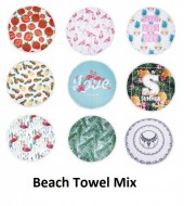 Beach Towel Mix 50pcs