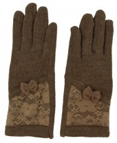 S-E1.2 G-3322 Gloves Brown