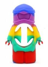 T-F7.2 T2130-001A Pop it Snapper Rainbow