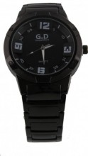 A-A15.3 Metal Watch 40mm Black