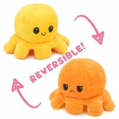 Y-A5.1 T2109-001 Reversible Octopus Yellow-OrangeY-A5.1 T2109-001 Reversible Octopus Yellow-Orange