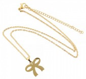 C-C7.6  41-48cm Stainless Steel Gold N099-001A Bow