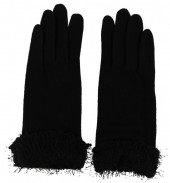 S-E6.4 Gloves Black