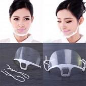 Q-G4.1 Chin Face Shield White