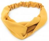 S-E7.3 H034-010 Headband Ocher Yellow