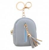J-D4.2   Bag-Key Chain Zipper 9x7x5cm