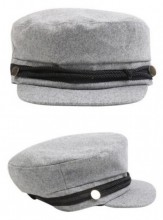S-B6.2 Sailor Cap Grey