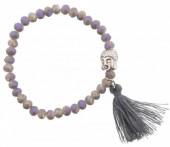 H-D23.2   Elastic Bracelet Buddha B002-002