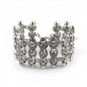 B-A12.1 B1007-120 Crystal Bracelet