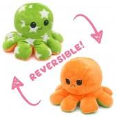 Y-E2.2 T2109-001 Reversible Octopus Orange-GreenY-E2.2 T2109-001 Reversible Octopus Orange-Green