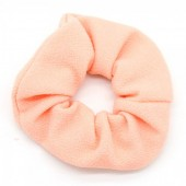 S-F2.2 H307-004 Scrunchie Salmon Pink