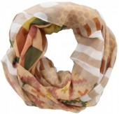 X-N2.1 Loop Scarf Fantasy Brown