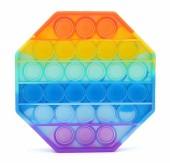 Pop it Octagon - Rainbow