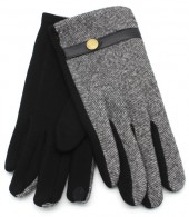 S-A3.4 GLOVE403-006A Gloves for Men Grey