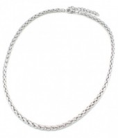 N126-007 Stainless Steel Chain Necklace
