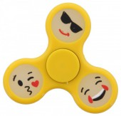 A-A9.8   Fidget Spinner Yellow Emoji