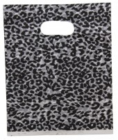 G-D17.1 Plastic Bag Animal Print 20x25cm 100pcs