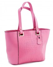S-G7.4 Luxury Leather Bag 38x24cm Pink