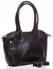 T-L1.1 BAG-788 Luxury Leather Bag 39x24x10cm Black