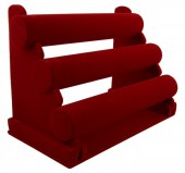 Z-E3.1   Jewelry Standard 30x16.5x24cm Red Velvet