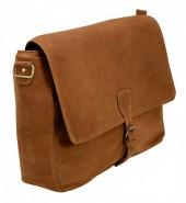 Y-B3.5 BAGI-042 Luxury Leather Cross Body Bag  42x32x12cm