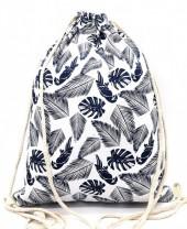 Z-E2.4 BAG542-004C Backpack Leaves