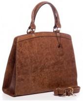 T-F5.2 BAG-795 Luxury Leather Bag 36x30x12cm Brown