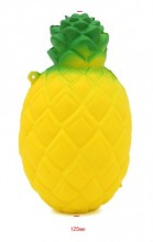 Squishy Toy Pineapple 12.5cm