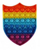 T-O7.2  T2106-003 Pop It Rainbow - Shield