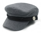 T-A2.1 HAT503-001A Sailor Cap Grey