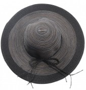 Q-C6.2 HAT504-001D Hat Mixed Colors Black-Grey