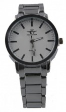 A-A3.3 Metal Watch 40mm Silver