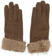 S-D2.4 G-3326 Gloves Brown
