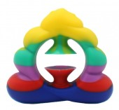 T-C6.2 T2130-001G Pop it Snapper Rainbow