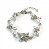 B-A10.7 B1007-126 Crystal Bracelet