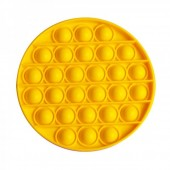 Pop It Round - Yellow