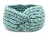 R-E4.1 H401-001F Knitted Headband BlueR-E4.1 H401-001F Knitted Headband Blue