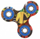 X-H2.1   Fidget Spinner Multi Color