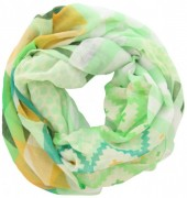 X-A1.1 Loop Scarf Fantasy Green