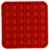 S-D1.2 Pop It Square Red