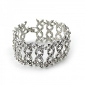 B-A11.9 B1007-128 Crystal Bracelet
