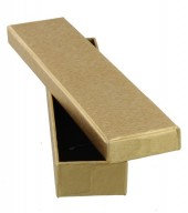 T-F2.1 Giftbox for Bracelet or Watch 20.5x4.5x2.5cm Gold