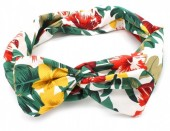 S-G7.3 H034-012 Headband with Flowers